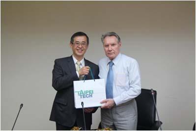 Vizit Gusev Tajvan