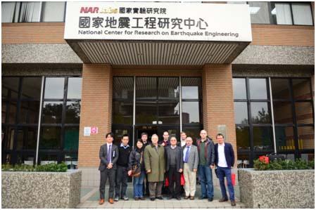 Визит делегации СО РАН на Тайвань